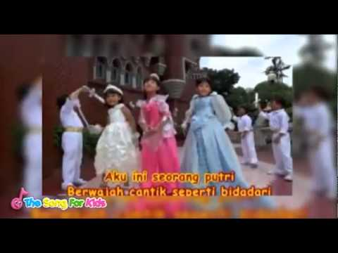 Putri Impian - 3C (Three - C) - The Song For Kids Official Mp3
