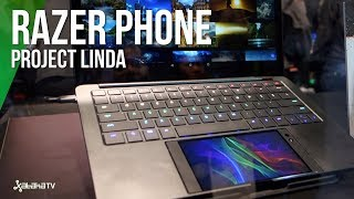Razer Phone se convierte en un portátil