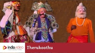 Theru Koothu popular folk dance form of Tamil Nadu