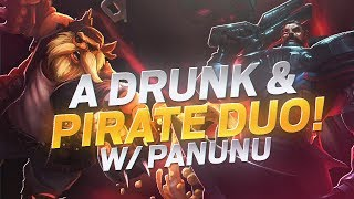 DYRUS | A PIRATE AND A DRUNK WALK ONTO SUMMONERS RIFT