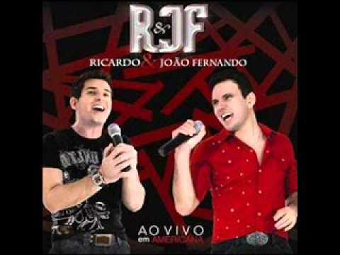 Fala tchau pra mim - Ricardo & João Fernando