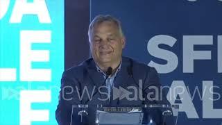 """Atreju: a közönség az """"Előre, budapesti srácok""""-at énekelte Orbán Viktornak (videó)"""