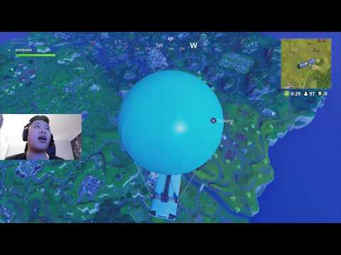 DAVIDPARODY PLAYS FORTNITE FOR THE FIRST TIME!? *NEW* HAND CANNON - Fortnite Battle Royale