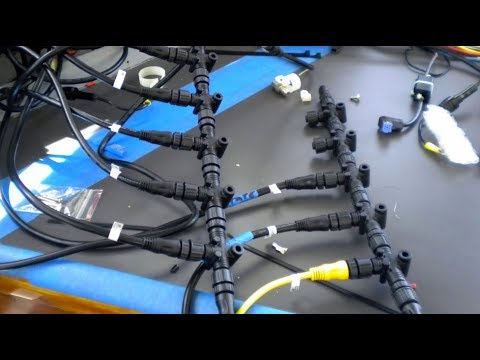 Tips - Installing an NMEA 2000 Backbone on a Boat