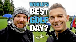 The WORLDS Best Golf Event? | ME AND MY GOLF