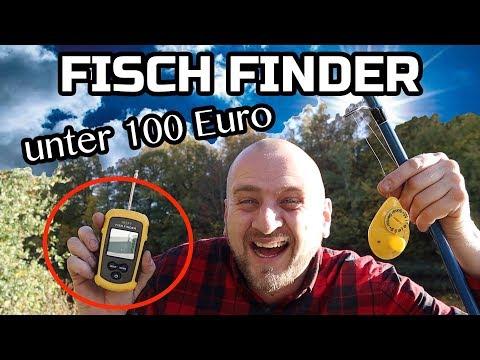 """FISCH FINDER FÜR UNTER 100€ """"TEST DEUTSCH REVIEW """""""