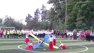 Як змагались 10 команд-учасників на спортивному святі у Приютівці (Новини ТРК «КТМ» від 11.06.2021)
