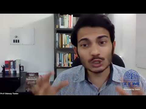 Vikram Sarabhai library's Book Talk Series