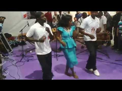SIAM 2014 Pôle International  groupe musicale Neba Solo du Mali 3