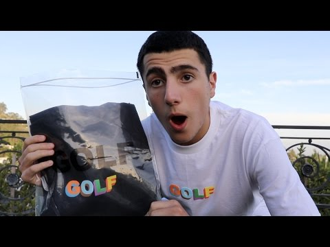 Golf Wang 3D Multicolor Black/White Tee Review
