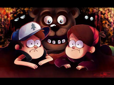 5 ночей с мишкой Фредди 2 в майнкрафте! #1 В майне не страшно ...