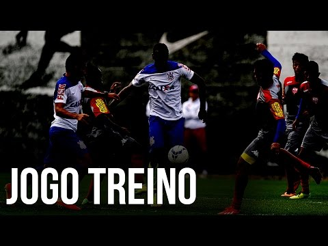 Gols do jogo treino do Corinthians