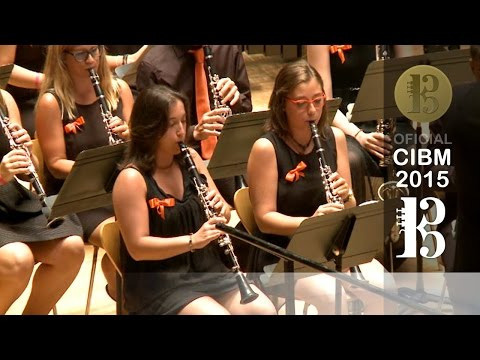 CIBM 2015 - Societat Musical De Benirredrà - Polifemo