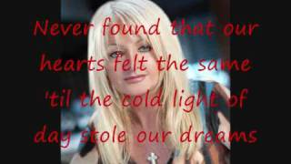 Bonnie Tyler Say goodbye Video