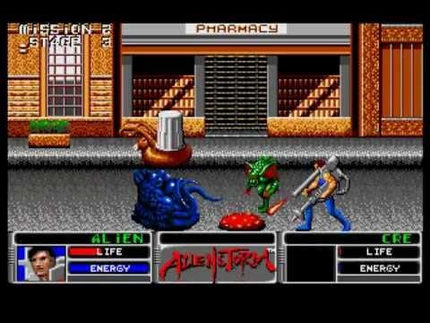 Storm Master Amiga