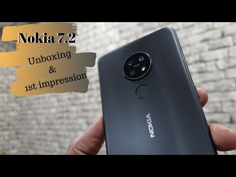 Nokia 7.2 First Impression