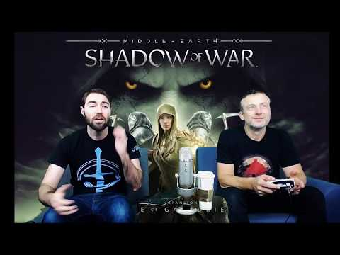 FIRST Gameplay Reveal! Blade of Galadriel DLC for Shadow of War. thumbnail