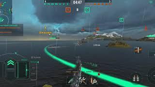 Самая КРУТАЯ ИГРА!!!  Warships Blitz 2019