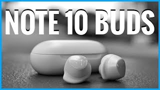5 reasons why the Samsung Galaxy Buds are the best choice for Note 10 owners!