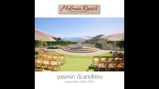 Yasmin & Andrew's Wedding