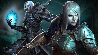 Diablo 3 Türkçe - Necromancer Gelmiş Az Takılalım