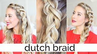 How To Dutch Braid | EASY | Twist Me Pretty