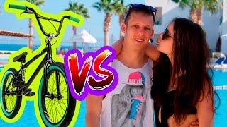 ЕГИПЕТ VS BMX!!! ЗАЛЕЗ С ВЕЛОСИПЕДОМ В САМОЛЕТ!!!!