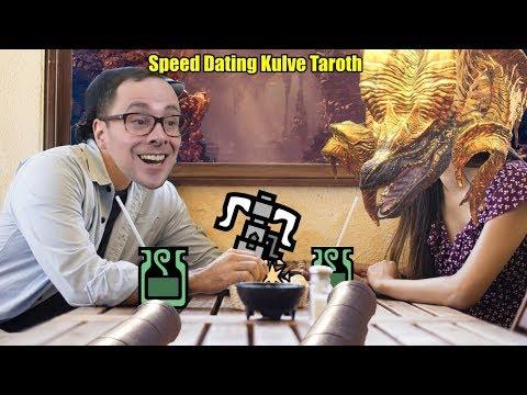 Speed Dating Kulve Taroth - (Monster Hunter)
