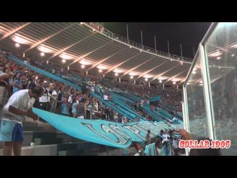 """""""ME LO DIJO UNA GITANA...UNA HINCHADA UNICA"""" Barra: Los Piratas Celestes de Alberdi • Club: Belgrano"""