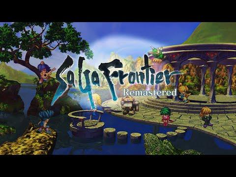 Trailer d'annonce de SaGa Frontier Remastered