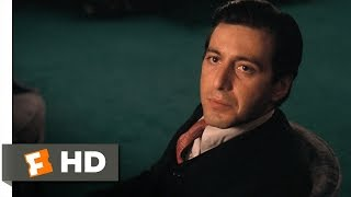 Don't Ever Take Sides Against the Family - The Godfather (7/9) Movie CLIP (1972) High Quality Mp3