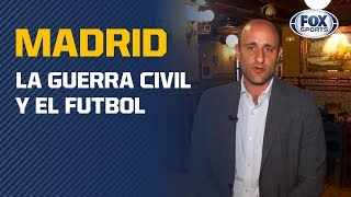 Alberto Lati, la Guerra Civil y el fútbol