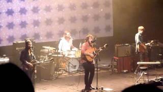 Fleet Foxes - Battery Kinzie Live Sydney Opera House 2.1.12
