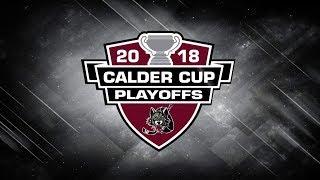 AHL Calder Cup 2018 Toronto Marlies vs. Texas Stars Finals Game 5 Full Game