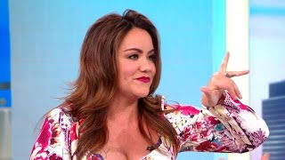 Katy Mixon's First Tattoo