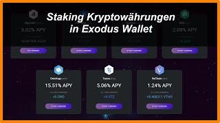 Konnen Sie Crypto fur Bargeld auf Exodus verkaufen?