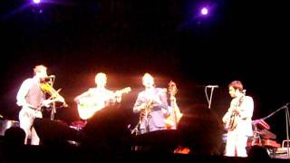 """Punch Brothers, """"Dead Leaves and the Dirty Ground"""", Wolf Trap Farm Park, August 28, 2011"""