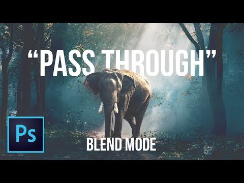 A Secret Blend Mode for Compositing in Photoshop