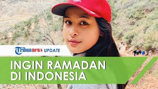 Tak Bisa Pulang akibat Lockdown, Maudy Ayunda Sempat Nangis dan Ingin Jalani Ramadan dengan Keluarga