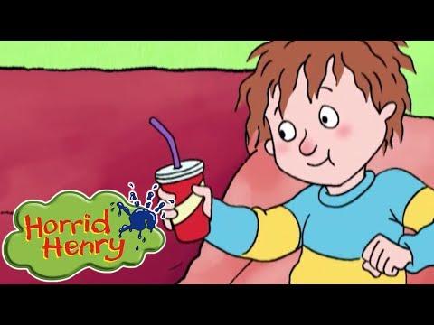 Horrid Henry - Home Alone | Cartoons For Children | Horrid Henry Episodes | HFFE | Cartoon