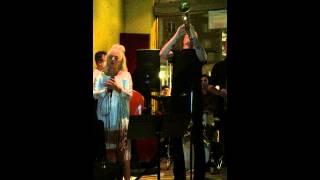 Lady Gaga & Brian Newman - La Vie En Rose - Live at Churchill Grounds 7/29/15