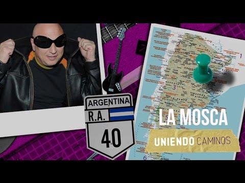 La Mosca video Programa Uniendo Caminos - Capítulo 1 Guillermo Novelis 2012
