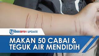Bulan Ketiga Bekerja, ART di Semarang Dipaksa Makan 50 Cabai dan Teguk Air Mendidih oleh Majikannya