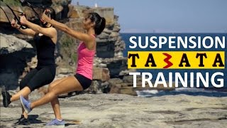 Tabata Suspension Training Workout - Full Body by Coach Ali