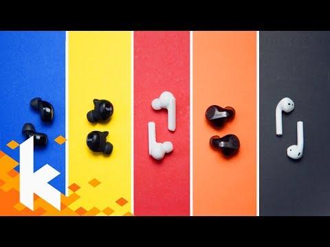 Die besten kabellosen In-Ear Kopfhörer (2019)