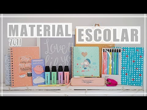 HAUL MATERIAL ESCOLAR. Mr. Wonderful, Materialescolar.es, Tiger....