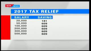 Monday Night News: national treasury revise the taxes Kenyans pay to the Kenya revenue authority