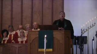 """""""Can You Spare a Little Change?""""; Scripture Reading: John 2:1-11; The Rev. Dr. Craig Wrigh"""