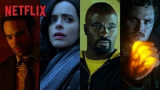 Marvel's The Defenders   Official Trailer   Netflix [HD]