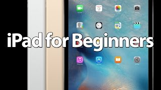 Easy Introduction to iPad for Beginners in 30 Minutes - dooclip.me